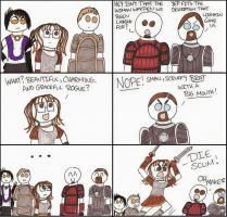 Dragon Age Origins: Descriptions by DivaXenia