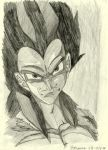 Baddassed Vegeta by KameHentai by eternal-rivalry