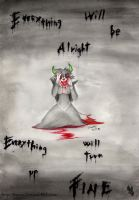 Everything Will Be Alright by Aeritus91
