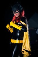 Batgirl - Barbara Gordon by winged--icarus