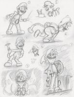 Luigi's Mah Ghost-Hunting Man by Nintendo-Nut1