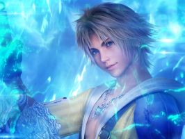 Tidus by Ludger-Will-Kresnik