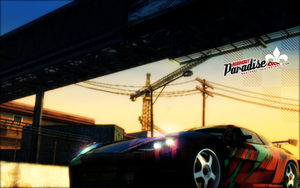Burnout paradise 02 by badtrane