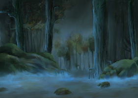 BG: Env Practice 02 by xieyuu