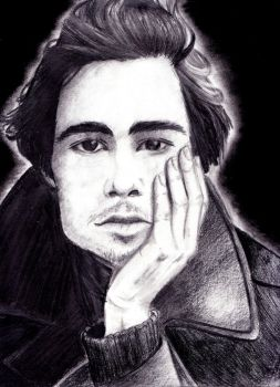 Ben Schnetzer- Finished-ish... by EveningMoonlight