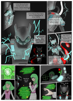 Project Red recreation: pg.3 by livinlovindude