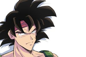 Bardock by Munzi