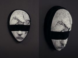 "New mask - ""Blindfold ii"" by torvenius"