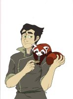 Bolin and Pabu (devildoll80s) by theOriginalKEA