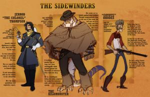 DAWGS - The Sidewinders by Kilo-Monster
