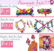More Buttons Clearance Sale by colourful-blossom