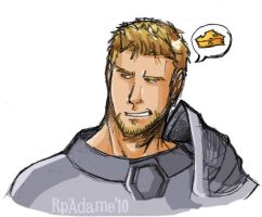 Alistair Cheese by RpAdame