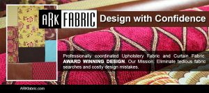 Flyer for  ARC Fabric by leila1605