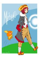 Pokemon Trainer: Mitsuko by anime-hime95