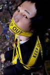 Persona 4 - Keep Out by KenkenTiger