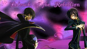 Lelouch Lamperough wallpaper by miss-anita