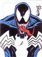 VENOM 01 by mikeyglover