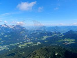 View from Eagle's Nest by RedLoveKnot