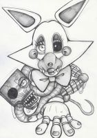 The Mangle by Kirbycutieslove76
