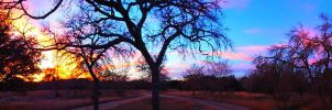 Sunset Panorama by TheGerm84