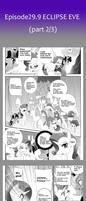 [Comic] Episode29.9 ECLIPSE EVE part2/3 by yuki-zakuro