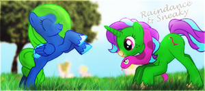 MLP - Forum signature for Nelly by ossie7