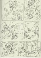 DXT,DZX: Life is a Maze Xone pg6 by BlueIke