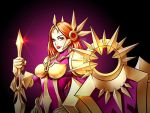 Commission: Leona LoL by ThanhMieu