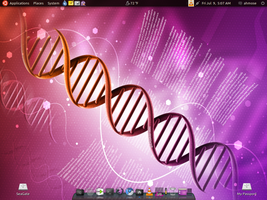 July Desktop, Activated by Rasa13
