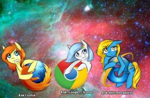 BROWSERS! by midnightsparkler101