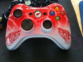 red wings controller by chrisfurguson