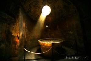 Roman  Bath by Hermetic-Wings