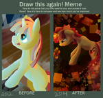 Draw this again-Pixel Perfect by thetriforcebearer
