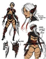 Tempo rough concept by johnnyrocwell