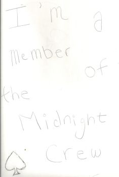 I'm A Member Of The Midnight Crew Poster 1 (WIP) by Mudfire4