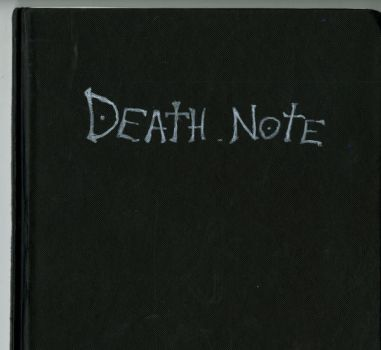 Death Note by nero001