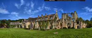 Abbye HDR 3 by Wess4u