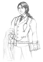 Doctor Nathan - for Adachy by Madda-Sketches