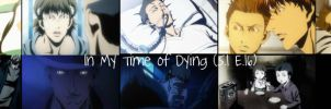 In My Time of Dying S1E16 by ZombiePlatypusRush