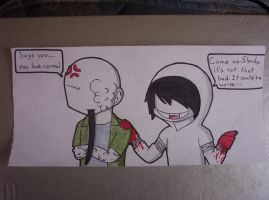 Left 4 Creepypasta by Hieiskittygirl