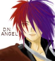 D.N. Angel - Daisuke to Dark by orangy-pearl