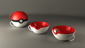 Pokecup 3D - 3 by n03p0nc3