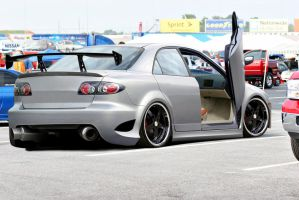 Mazda 6 Old Chop by ftuning