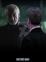Doctor Who Series 8 : The Master Reborn by jacobkeithsp-fx