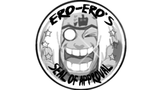 Ero-Ero's Seal of Approval by UchihaSae
