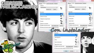 Cursores Paul McCartney by Cursorsandmore