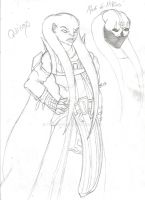 SWTOR: Quli'xeus Sketch by ToxicCreed