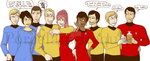Code: Star Trek by Porcelain-Requiem