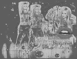 blog layout 006. by DestinyGraphic