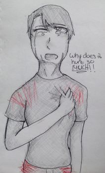 Why Does it Hurt So Much?! by bleachlover9115